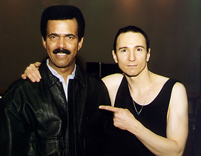 Terry Bozzio & Chuck Brown